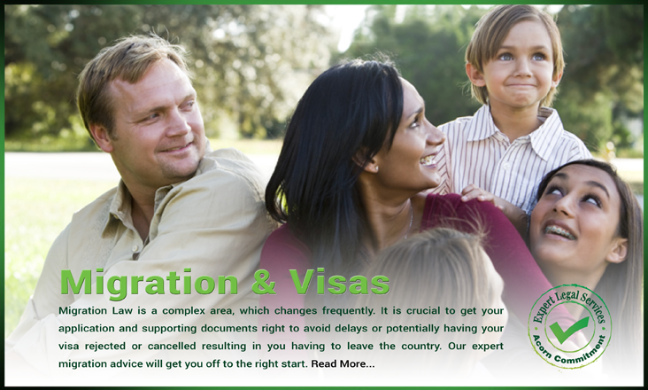 Migration Law services